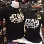 สตาร์วอร์ สีดำ (Starwars black)
