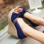 Preorder รองเท้าแฟชั่น สไตล์เกาหลี 34-39 รหัส 55-6172