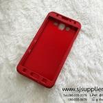 เคส Samsung J7 360องศา Vorson สีแดง