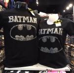 แบทแมน สีดำ (Batman logo pencil black)