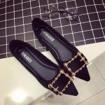Preorder รองเท้าแฟชั่น สไตล์เกาหลี 35-41 รหัส GB-2257