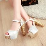 Preorder รองเท้าแฟชั่น สไตล์เกาหลี 31-43 รหัส 9DA-2190