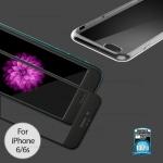 ฟิล์มกระจก iPhone6/6s Remax Film + Case Full 3D (Star trek) สีดำ