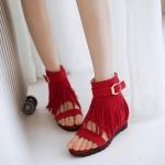 Preorder รองเท้าแฟชั่น สไตล์ เกาหลี 34-43 รหัส 9DA-9502