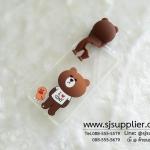 เคส Samsung J2 หมีไฟ