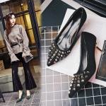 Preorder รองเท้าแฟชั่น สไตล์เกาหลี 35-39 รหัส 9DA-5002