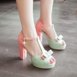 Preorder รองเท้าแฟชั่น สไตล์เกาหลี 31-43 รหัส 9DA-79543