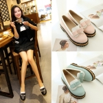 Preorder รองเท้าแฟชั่น สไตล์เกาหลี 34-43 รหัส 55-5002