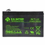 "Battery 7Ah 12V ""Syndome"""