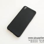 เคส Oppo F1 Plus นิ่ม สีดำ