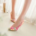 Preorder รองเท้าแฟชั่น สไตล์เกาหลี 34-46 รหัส 9DA-5569