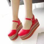 Preorder รองเท้าแฟชั่น สไตล์ เกาหลี 34-43 รหัส 9DA-1540
