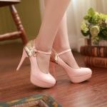 Preorder รองเท้าแฟชั่น สไตล์เกาหลี 33-40 รหัส 9DA-6130