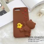 เคส Samsung J7 หมีข้าง