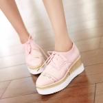 Preorder รองเท้าแฟชั่น สไตล์เกาหลี 34-43 รหัส 9DA-2790