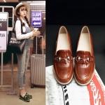 Preorder รองเท้าแฟชั่น สไตล์เกาหลี 32-43 รหัส 9DA-4287