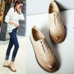 Preorder รองเท้าแฟชั่น สไตล์ เกาหลี 33-42 รหัส 9DA-3093