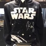 สตาร์วอร์ เสื้อกันหนาวฮู้ด (Star wars space)