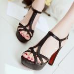 Preorder รองเท้าแฟชั่น สไตล์เกาหลี 32-43 รหัส 55-6450