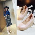 Preorder รองเท้าแฟชั่น สไตล์ เกาหลี 33-43 รหัส 9DA-7920