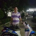 (( ขายแล้ว )) Suzuki Let's สีน้ำเงิน ปี 59 ไมล์น้อย