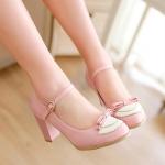 Preorder รองเท้าแฟชั่น สไตล์เกาหลี 32-45 รหัส 9DA-4625