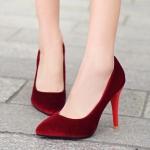 Preorder รองเท้าแฟชั่น สไตล์เกาหลี 30-43 รหัส 9DA-9546