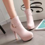 Preorder รองเท้าแฟชั่น สไตล์เกาหลี 34-43 รหัส 9DA-3409