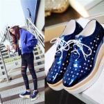 Preorder รองเท้าแฟชั่น สไตล์เกาหลี 32-43 รหัส 9DA-03692