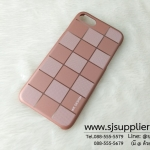 เคส iPhone 7 Jager สีโรสโกล์ด