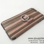 เคส iPhone 7 Plus แหวนลายไม้ สีน้ำตาลอ่อน BKK