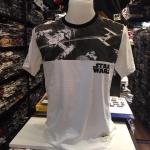 สตาร์วอร์ สีขาว (Star war space white)
