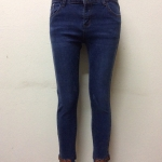 กางเกงยีนส์ฮ่องกงทรงเดฟ Size 29