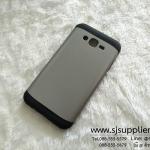 เคส Samsung J7 Slim Armor สีเทา