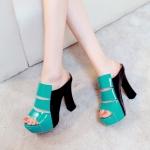 Preorder รองเท้าแฟชั่น สไตล์เกาหลี 34-39 รหัส 9DA-4432