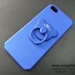 เคส Samsung J2 Prime แหวนหมี สีน้ำเงิน BKK