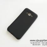 เคส Samsung Note4 นิ่ม ดำ