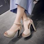 Preorder รองเท้าแฟชั่น สไตล์ เกาหลี 34-43 รหัส 55-0736