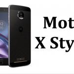 ฟิล์มกระจก Moto X style