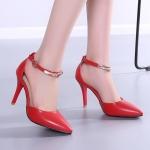Preorder รองเท้าแฟชั่น สไตล์ เกาหลี 31-43 รหัส 9DA-3700
