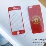 ฟิล์มกระจก iPhone6/6s Plus แมนยู
