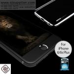 ฟิล์มกระจก REMAX Film + Case Iphone6/6S Plus Crystal Glass สีดำ