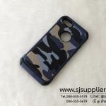 เคส iPhone7 ลายทหาร สีน้ำเงิน