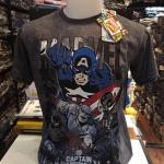 กัปตันอเมริกา สีเทา (Captain and Marvel)