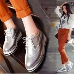 Preorder รองเท้าแฟชั่น สไตล์เกาหลี 34-43 รหัส 9DA-2367