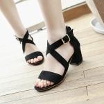 Preorder รองเท้าแฟชั่น สไตล์เกาหลี 32-43 รหัส 9DA-1641