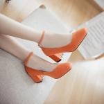 Preorder รองเท้าแฟชั่น สไตล์เกาหลี 34-43 รหัส SK-3558