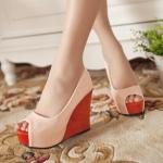 Preorder รองเท้าแฟชั่น สไตล์เกาหลี 34-39 รหัส N5-2872