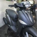 Filano 2012 สีดำด้าน limited