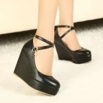 Preorder รองเท้าแฟชั่น สไตล์เกาหลี 35-39 รหัส 9DA-6495